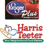 Kroger and Harris Teeter Rewards